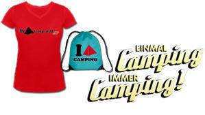 Alles, was das Camping-Herz begehrt