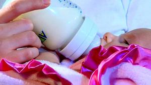 Muttermilch gesucht