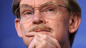 Robert Zoellick, Chef der Weltbank, warnt vor den Folgen der Finanzkrise