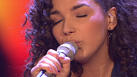 "X Factor 2011: Monique Simon singt ""If I Ain't Got You"" in der 5. Liveshow"