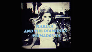 "Das Cover ihrer Single ""Primadonna"""