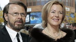 Bjrn Ulvaeus und Anni-Fried Reuss