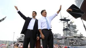 Romney, Ryan, USA