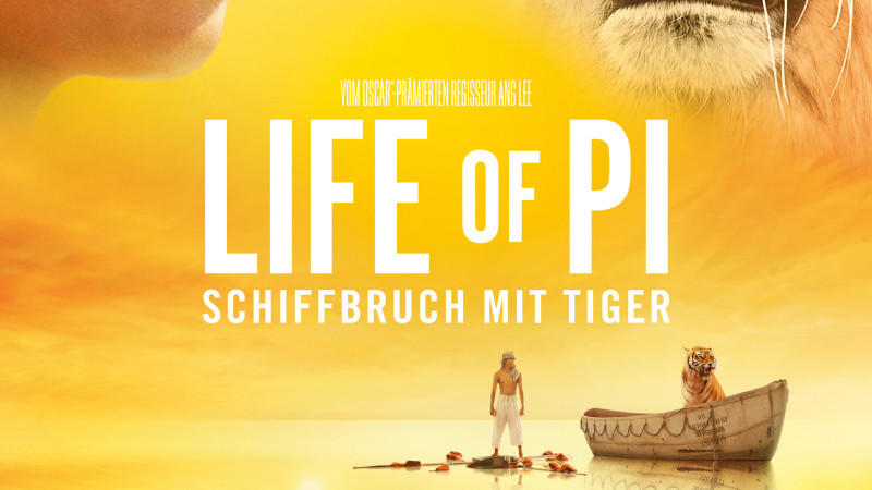 Life of pi 14 Coursework Sample