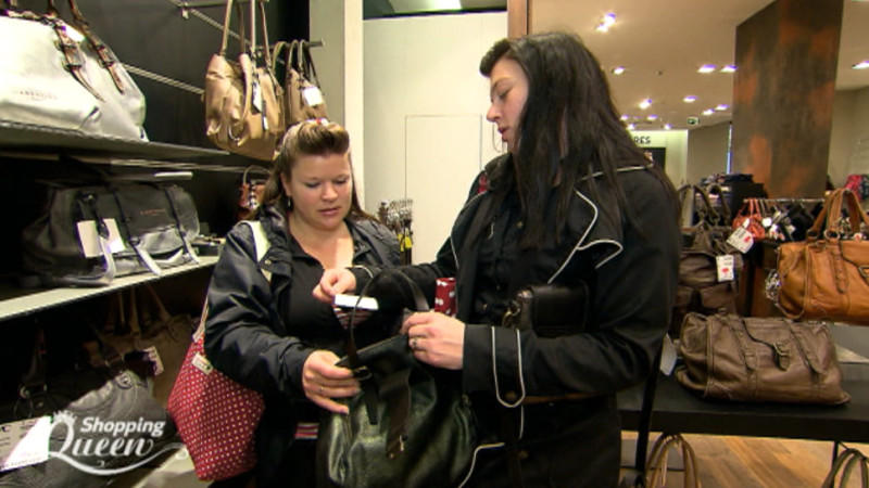 shopping queen tasche