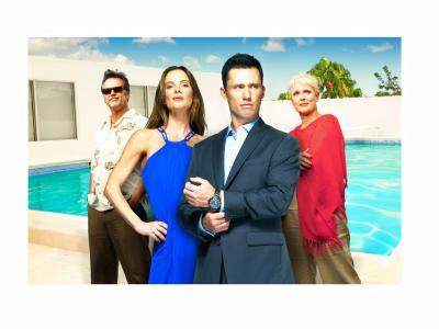 VOX Burn Notice Interview Donovan